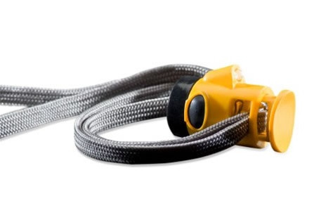 Black Crater Gear Cord Lock Light