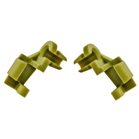 Tailgate Handle Latch Release Rod Clip Set Comanche Pick