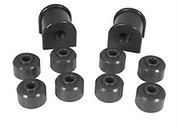 Prothane Rear Sway Bar Bushing Set Black Grand Cherokee 1993-1998