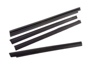 2 Door Jeep Cherokee XJ 84-96 4pc Window Wipe Set