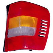55155138 Passenger Side Tail Light Lens