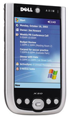 Dell Axim X50 Pocket PC With Windows Mobile 5 - WiFi & Bluetooth
