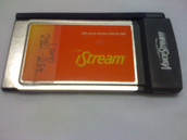 VoiceStream Wireless iStream High Speed Wireless Internet Card