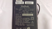 WinBook XL Series Laptop AC Adapter