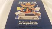 Borland International SideKick Desktop Organizer Software & Owners Handbook