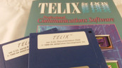 Telix Professional Comminications Software for DOS