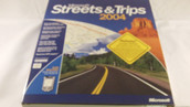 Microsoft Streets & Trips 2004- NEW!