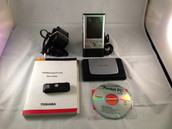 Toshiba e740 Pocket PC Bundle