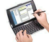 PSION Teklogix Netbook Pro Windows CE .NET