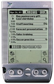 Handspring Visor Platinum PDA Pocket PC