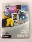 PalmPak Travel SD Card 405-4689A With 20 Worldwide Cities
