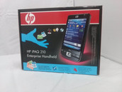 HP iPAQ 210 Enterprise Handheld PDA Brand New Factory Sealed in Original Box