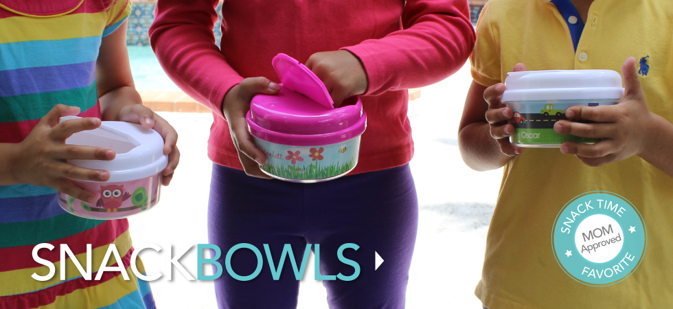 Personalized Snack bowls