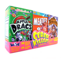 Cereal Killers Sticker Cards - 2nd Series- 3-Pack Mini-Cereal Set