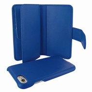 Piel Frama 764 Blue WalletMagnum Leather Case for Apple iPhone 7