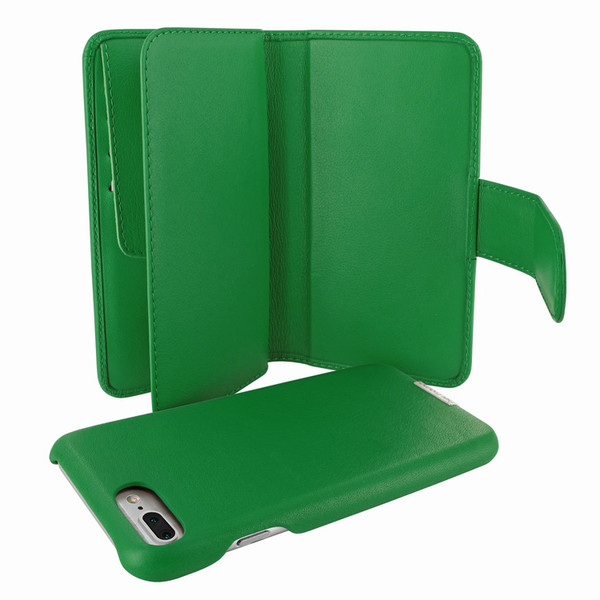Piel Frama 769 Green WalletMagnum Leather Case for Apple iPhone 7 Plus