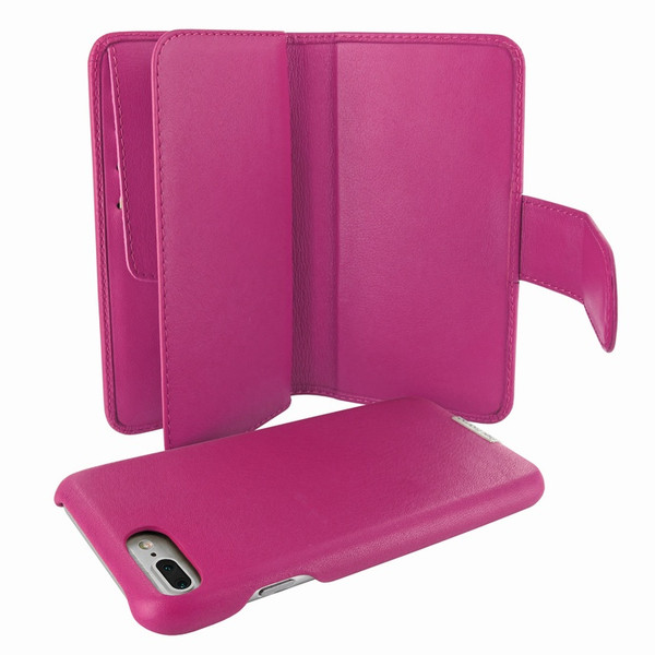 Piel Frama 769 Pink WalletMagnum Leather Case for Apple iPhone 7 Plus
