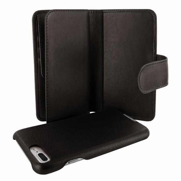 Piel Frama 769 Brown WalletMagnum Leather Case for Apple iPhone 7 Plus