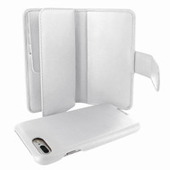 Piel Frama 769 White WalletMagnum Leather Case for Apple iPhone 7 Plus