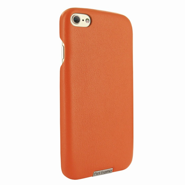 Piel Frama 763 Orange FramaSlimGrip Leather Case for Apple iPhone 7