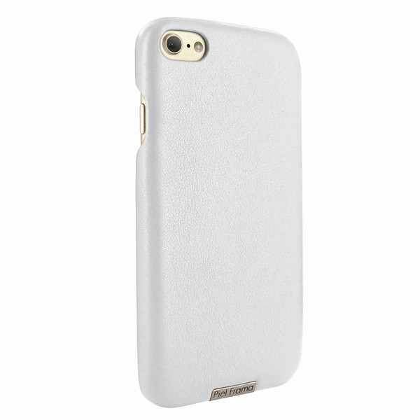 Piel Frama 763 White FramaSlimGrip Leather Case for Apple iPhone 7