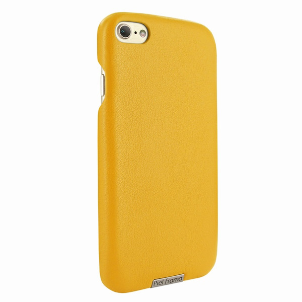 Piel Frama 763 Yellow FramaSlimGrip Leather Case for Apple iPhone 7