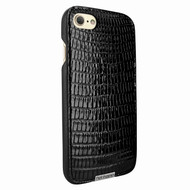Piel Frama 763 Black Lizard FramaSlimGrip Leather Case for Apple iPhone 7