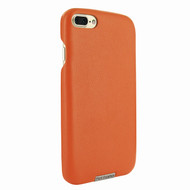 Piel Frama 768 Orange FramaSlimGrip Leather Case for Apple iPhone 7 Plus