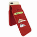Piel Frama 765 Red iMagnumCards Leather Case for Apple iPhone 7 Plus