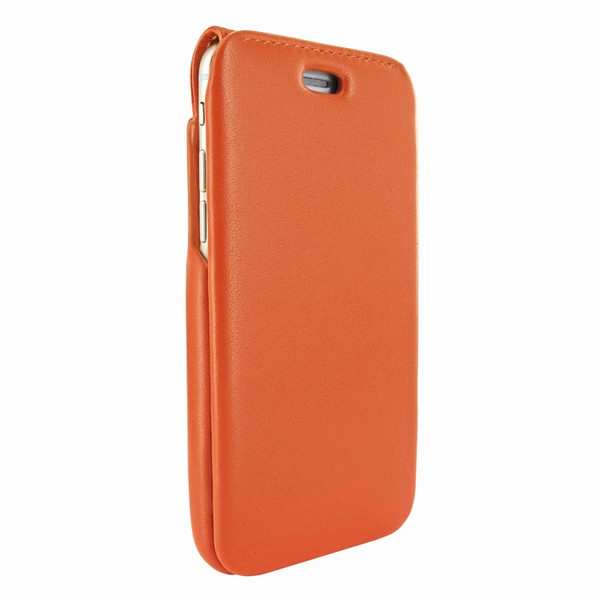 Piel Frama 765 Orange iMagnumCards Leather Case for Apple iPhone 7 Plus