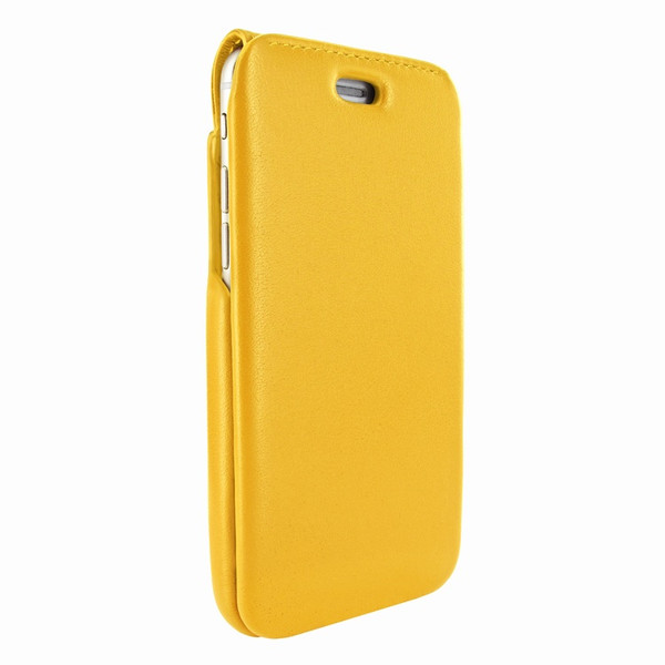 Piel Frama 765 Yellow iMagnumCards Leather Case for Apple iPhone 7 Plus