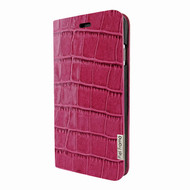 Piel Frama 762 Pink Crocodile FramaSlimCards Leather Case for Apple iPhone 7