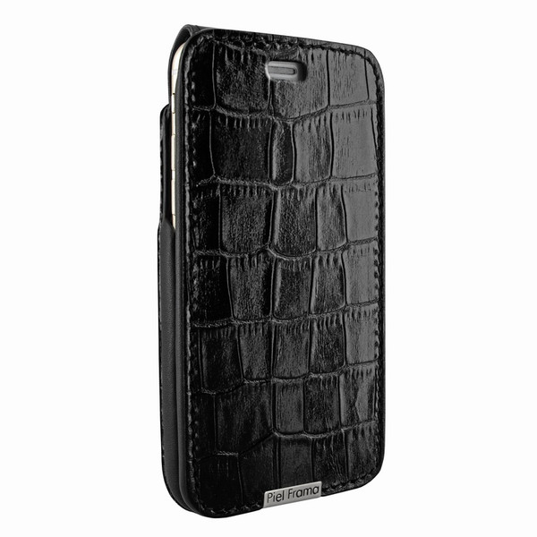 Piel Frama 770 Black Crocodile UltraSliMagnum Leather Case for Apple iPhone 7