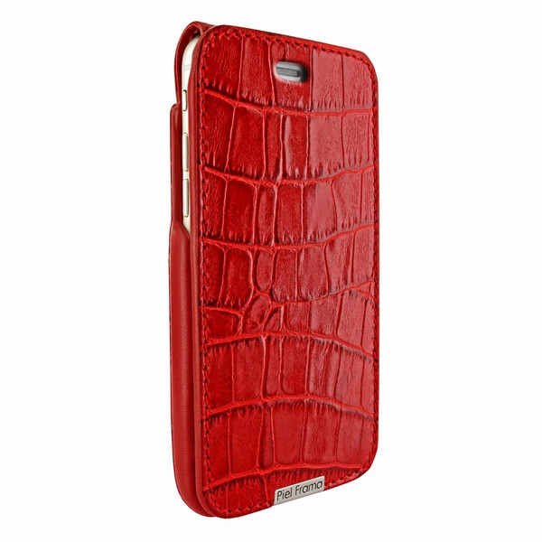 Piel Frama 770 Red Crocodile UltraSliMagnum Leather Case for Apple iPhone 7