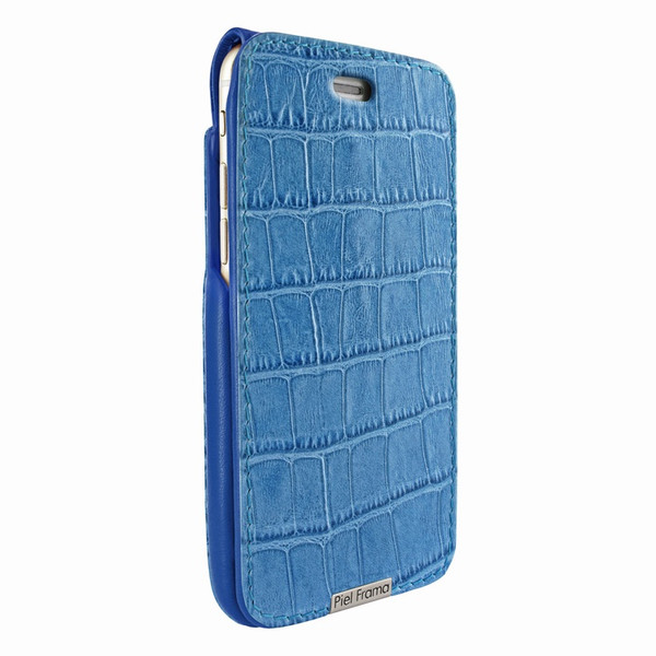 Piel Frama 770 Blue Crocodile UltraSliMagnum Leather Case for Apple iPhone 7