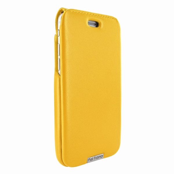 Piel Frama 771 Yellow UltraSliMagnum Leather Case for Apple iPhone 7 Plus