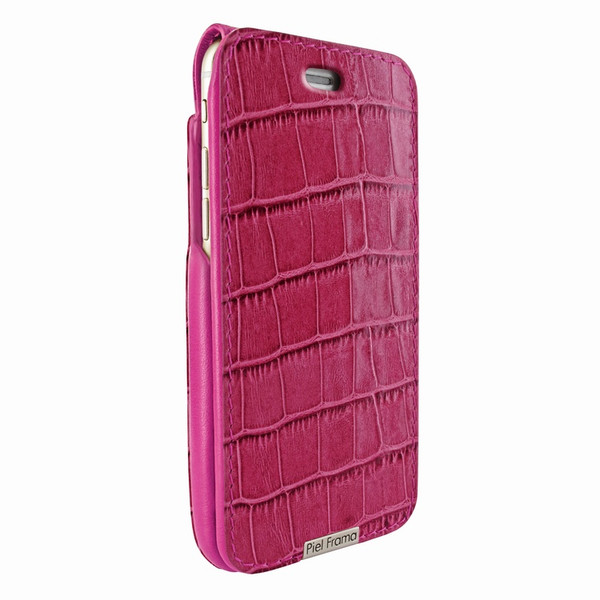 Piel Frama 771 Pink Crocodile UltraSliMagnum Leather Case for Apple iPhone 7 Plus