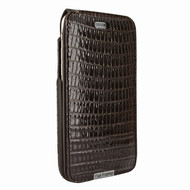 Piel Frama 771 Brown Lizard UltraSliMagnum Leather Case for Apple iPhone 7 Plus