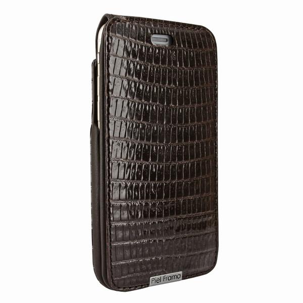Piel Frama 771 Brown Lizard UltraSliMagnum Leather Case for Apple iPhone 7 Plus