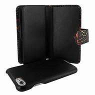 Piel Frama 764 Black Nspire WalletMagnum Leather Case for Apple iPhone 7