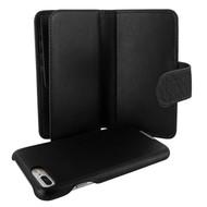 Piel Frama 769 Black Karabu WalletMagnum Leather Case for Apple iPhone 7 Plus