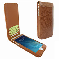 Piel Frama 761 Tan Karabu Classic Magnetic Leather Case for Apple iPhone 7