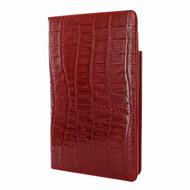 "Piel Frama 790 Red Wild Crocodile FramaSlim Leather Case for Apple iPad Pro 12.9"" (2017)"