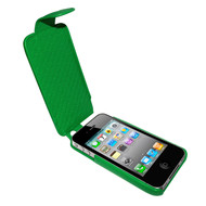 Piel Frama 496 iMagnum Green Leather Case for Apple iPhone 4 / 4S