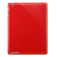 SwitchEasy Red NUDE Case for Apple iPad 2 - 125811