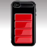 SwitchEasy Black Odyssey Case for Apple iPhone 4 / 4S - 124876