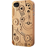 SwitchEasy Bronze Clockwork Avant-garde Hard Case for Apple iPhone 4 / 4S -126924