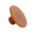 Replacement Tan Plastic Plug for Piel Frama Leather Cases