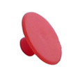 Replacement Red Plastic Plug for Piel Frama Leather Cases
