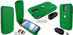 Piel Frama 581 iMagnum Green Leather Case for Samsung Galaxy S II (T-Mobile)